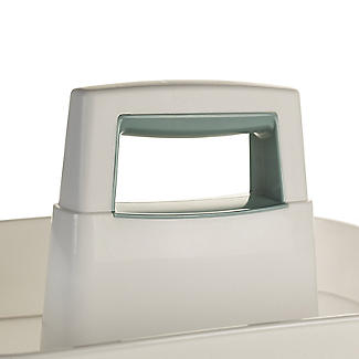 Deep Multipurpose Cleaning Caddy White alt image 5