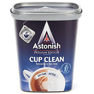 Astonish Cup Clean Coffee and Tea Stain Remover 350g