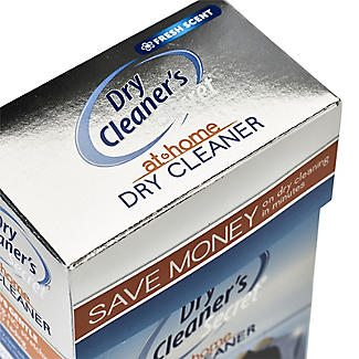 Dry Cleaner's Secret At-Home Dry Cleaner Cleaning Cloths - Pack of 6 alt image 3