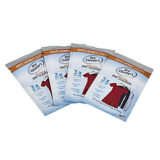 Dry Cleaner's Secret At-Home Dry Cleaner Cleaning Cloths - Pack of 6 alt image 4