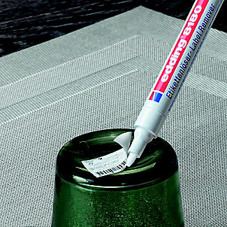 Edding Label Remover Pen for Removing Sticky Labels Glue and Stickers alt image 2