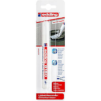 Edding Label Remover Pen for Removing Sticky Labels Glue and Stickers alt image 3
