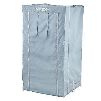 Dry:Soon Deluxe 3-Tier Heated Airer Cover - Limited Edition Blue alt image 1