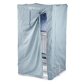 Dry:Soon Deluxe 3-Tier Heated Airer Cover - Limited Edition Blue alt image 2