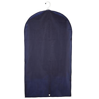 Suits & Tops Zipped Protective Clothes Cover - Navy alt image 4