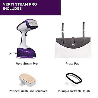 Verti Steam Pro with Press Pad 3-in-1 Vertical Ironing System VSP alt image 5