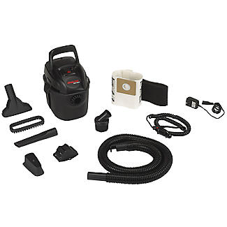 Shop Vac Micro Rechargeable Wet and Dry 4L Vacuum Cleaner 2025024 alt image 11