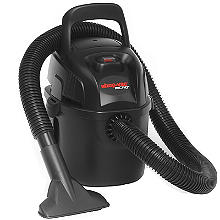 Shop Vac Micro Rechargeable Wet and Dry 4L Vacuum Cleaner 2025024