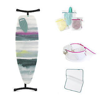Brabantia Ironing Board D and Accessories - Morning Breeze 135 x 45cm