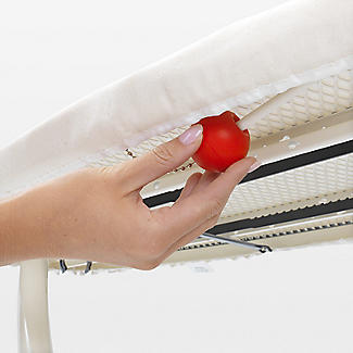Brabantia Ironing Board D with Linen Rack - Fading Lines 135 x 45cm alt image 10