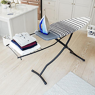 Brabantia Ironing Board D with Linen Rack - Fading Lines 135 x 45cm alt image 2