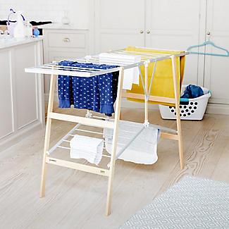 Foppapedretti Italian Folding Drying Rack Airer alt image 2