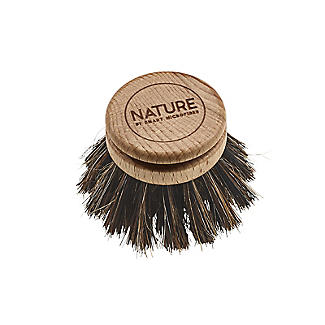 Smart Microfiber System Natural Fibre Mix Dish Brush alt image 5