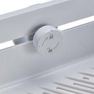 Umbra Flex Gel Lock Corner Suction Bin alt image 7