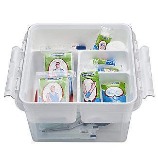 SmartStore Deco Plastic First Aid Box with Insert 8L alt image 3