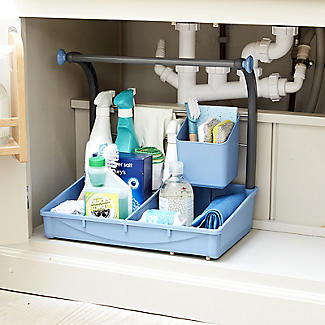 Grab & Go Adjustable Cleaning Caddy alt image 2