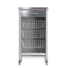 Hahn Chelsea Kitchen Trolley – Grey