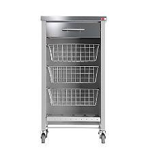 Hahn Chelsea Kitchen Trolley – Grey