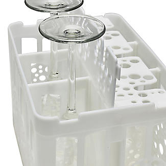 Flute Spa Champagne Flute Storage and Dishwasher Caddy alt image 10