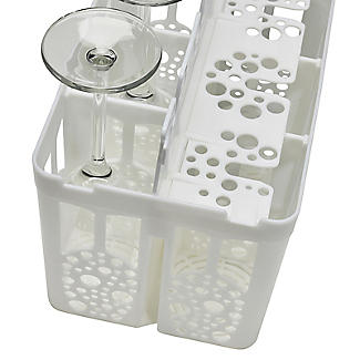 Flute Spa Champagne Flute Storage and Dishwasher Caddy alt image 11