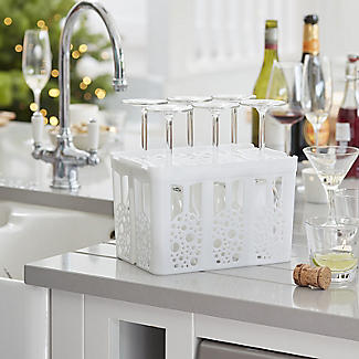 Flute Spa Champagne Flute Storage and Dishwasher Caddy alt image 2