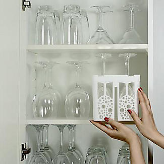 Flute Spa Champagne Flute Storage and Dishwasher Caddy alt image 6
