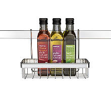 Hahn Metro Chrome Single Shelf 93002