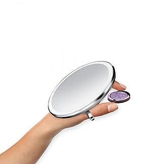 simplehuman 3x Magnifying Sensor Mirror – Compact