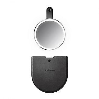 simplehuman 3x Magnifying Sensor Mirror – Compact alt image 3