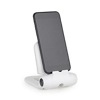 Prepara iPrep Mini Folding Smartphone Stand White