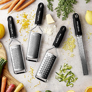 Microplane Gourmet Series Grater with Ribbon Blade alt image 6