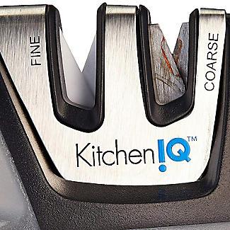 Kitchen IQ Diamond Deluxe Edge Grip 2-Stage Knife Sharpener alt image 4