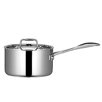 Lakeland 5-Ply Stainless Steel 16cm Lidded Saucepan