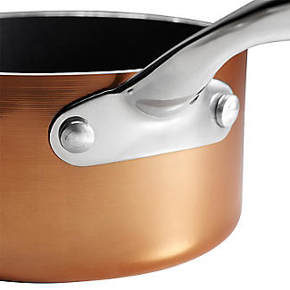 Lakeland 5-Piece Copper-Coloured Non-Stick Pan Set alt image 10