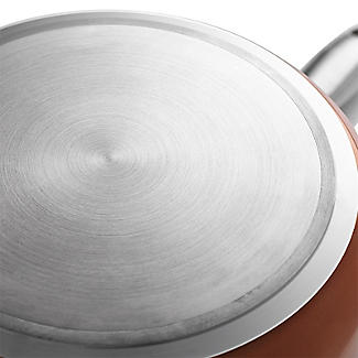 Lakeland 5-Piece Copper-Coloured Non-Stick Pan Set alt image 11