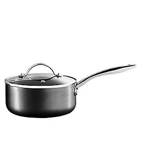 Lakeland 5-Piece Carbon-Coloured Non-Stick Pan Set alt image 4