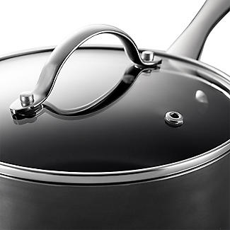 Lakeland 5-Piece Carbon-Coloured Non-Stick Pan Set alt image 9
