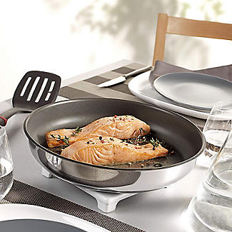 Tefal Ingenio 13-Piece Stainless Steel Pan Set alt image 2