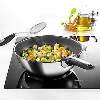 Tefal Ingenio 13-Piece Stainless Steel Pan Set alt image 3