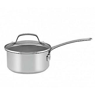 Circulon Genesis 4-Piece Stainless Steel Non-Stick Pan Set alt image 4