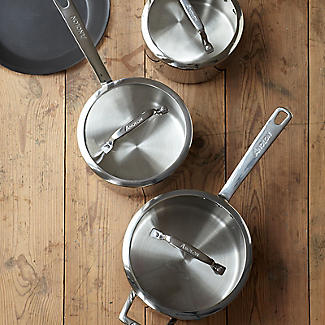 Anolon Authority Multi-Ply Clad 16cm Lidded Saucepan 1.9L alt image 4