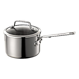 Anolon Authority Multi-Ply Clad 18cm Lidded Saucepan 2.8L