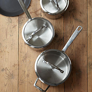 Anolon Authority Multi-Ply Clad 18cm Lidded Saucepan 2.8L alt image 3