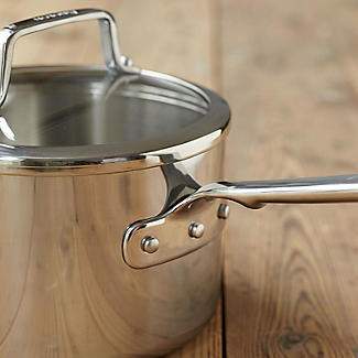 Anolon Authority Multi-Ply Clad 18cm Lidded Saucepan 2.8L alt image 4