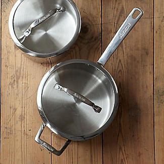 Anolon Authority Multi-Ply Clad 20cm Lidded Saucepan 3.8L alt image 2