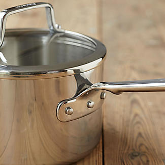 Anolon Authority Multi-Ply Clad 20cm Lidded Saucepan 3.8L alt image 3
