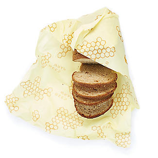 Bee's Wrap Reusable Food Wrap for Bread 43 x 58cm