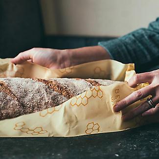 Bee's Wrap Reusable Food Wrap for Bread 43 x 58cm alt image 3
