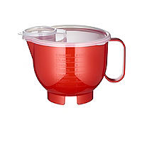 Microwave Cookware Stain Proof – Red Lidded Jug 2L