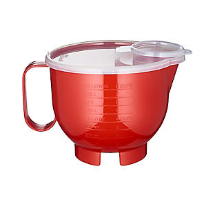 Microwave Cookware Stain Proof – Red Lidded Jug 2L alt image 2